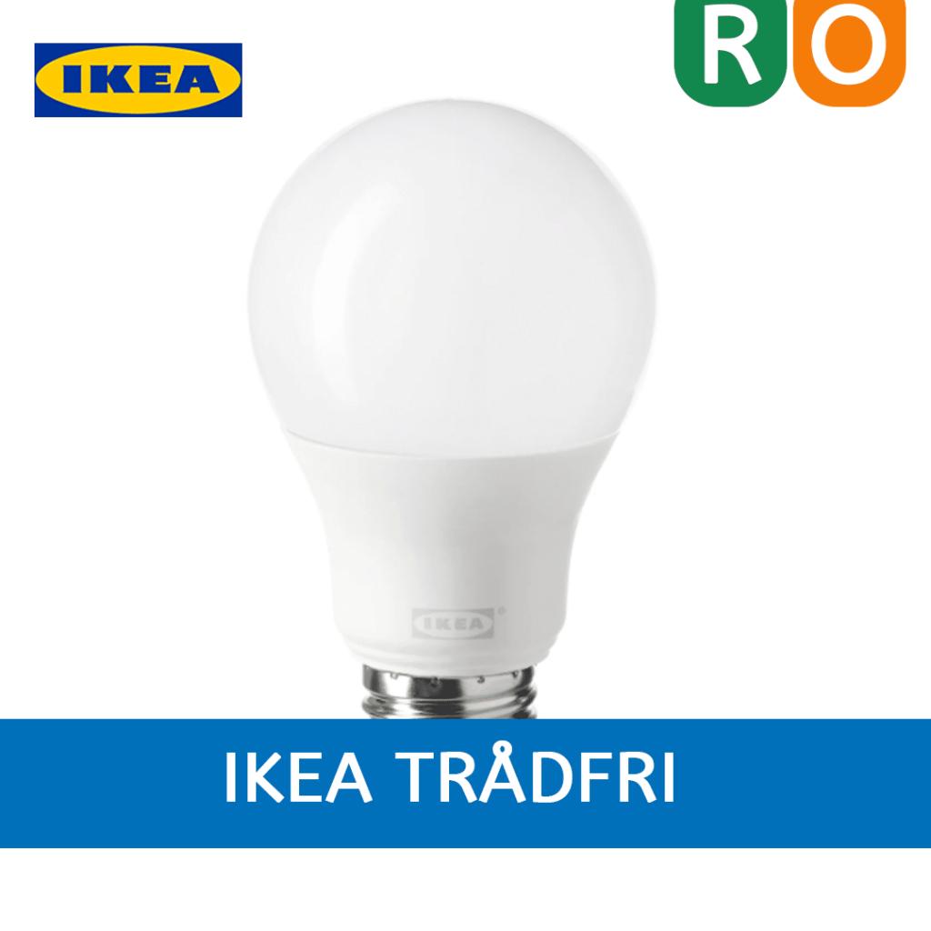 ilustrar el enlace al análisis de la bombilla inteligente IKEA TRÅDFRI