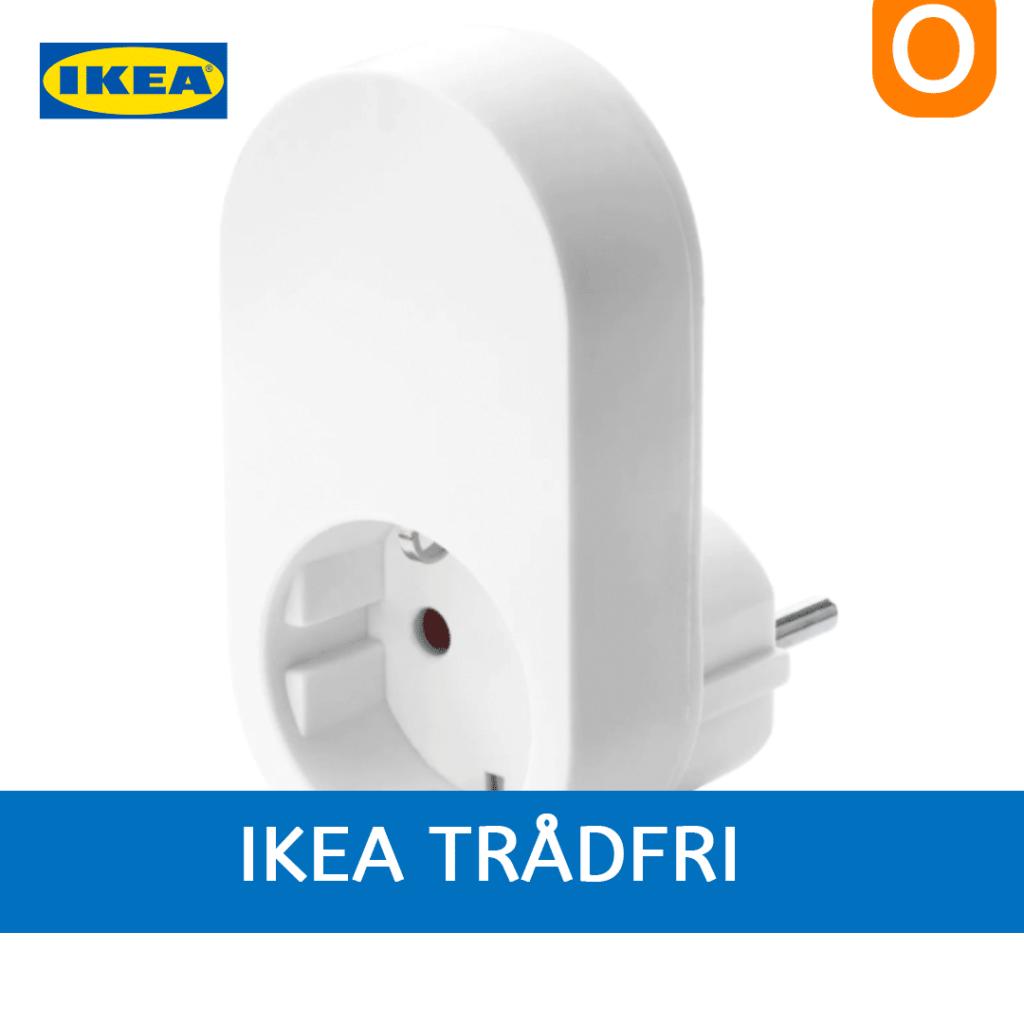 Ilustra el enlace al análisis del enchufe inteligente IKEA TRÅDFRI