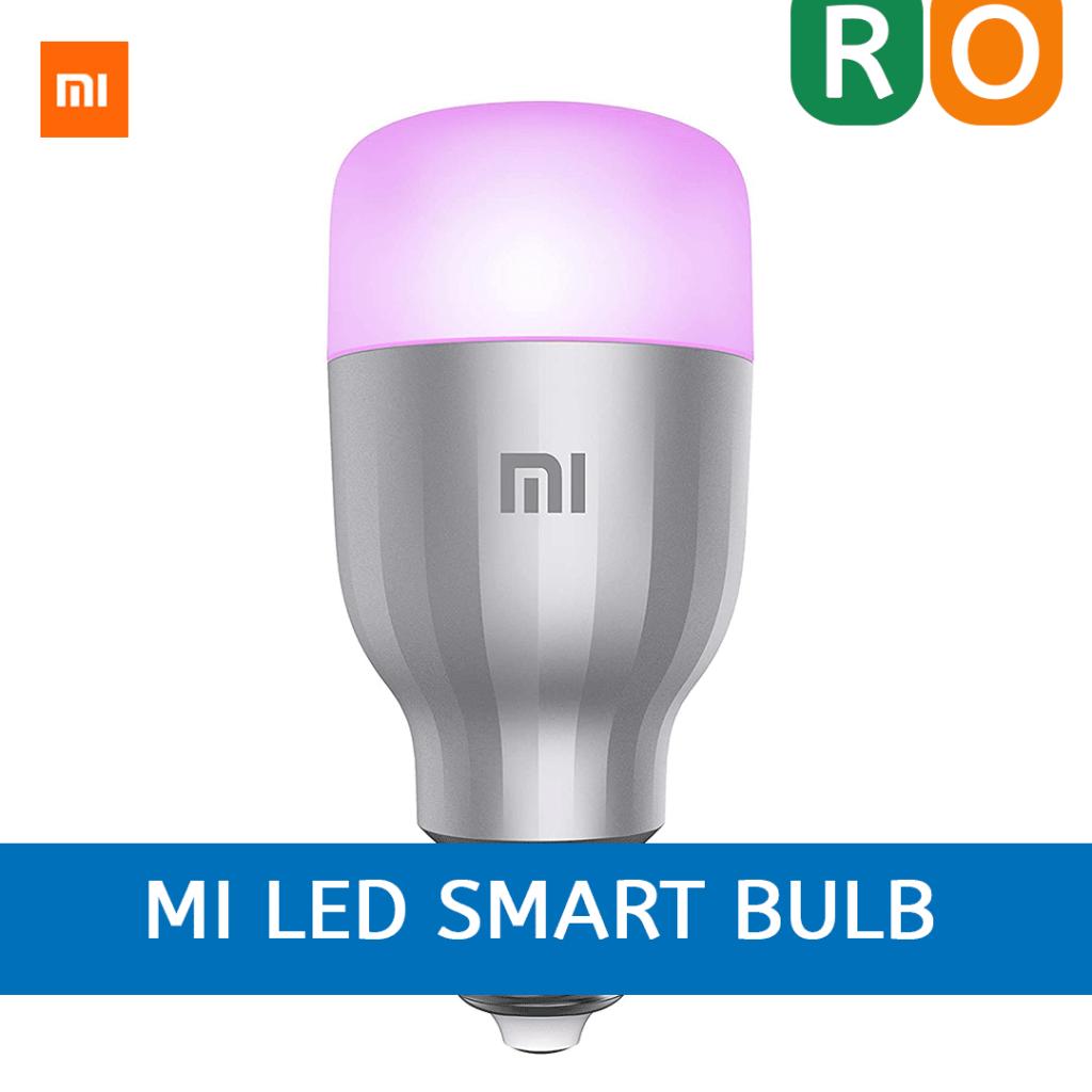 ilustrar el enlace al análisis de la bombilla inteligente MI LED SMART BULB
