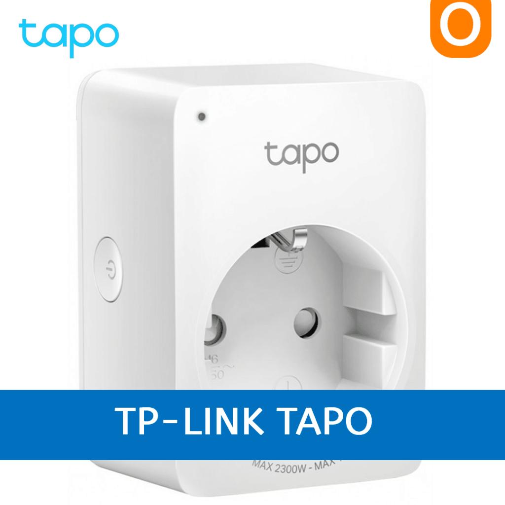Ilustra el enlace al análisis del enchufe inteligente TP-LINK TAPO