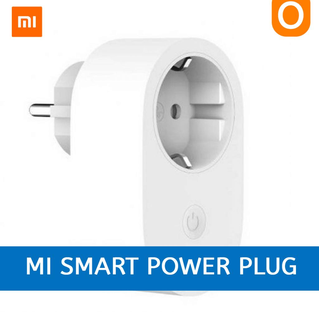 Ilustra en enlace hacia el análisis del enchufe inteligente Xiaomi Mi Smart Power Plug