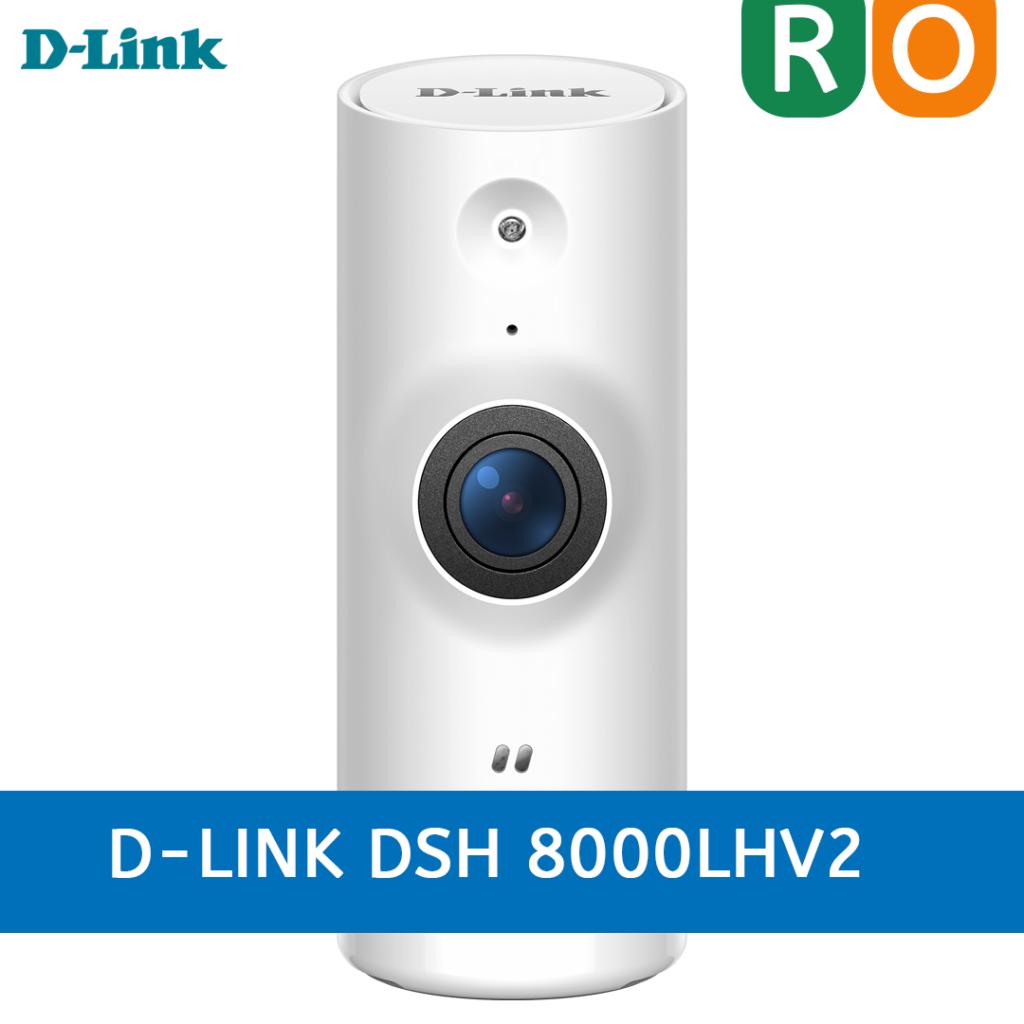 ilustra la cámara wifi D-LINK DSH 8000LHV2