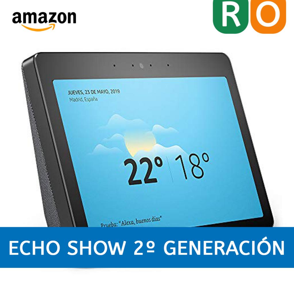 ECHO SHOW 2º GENERACION