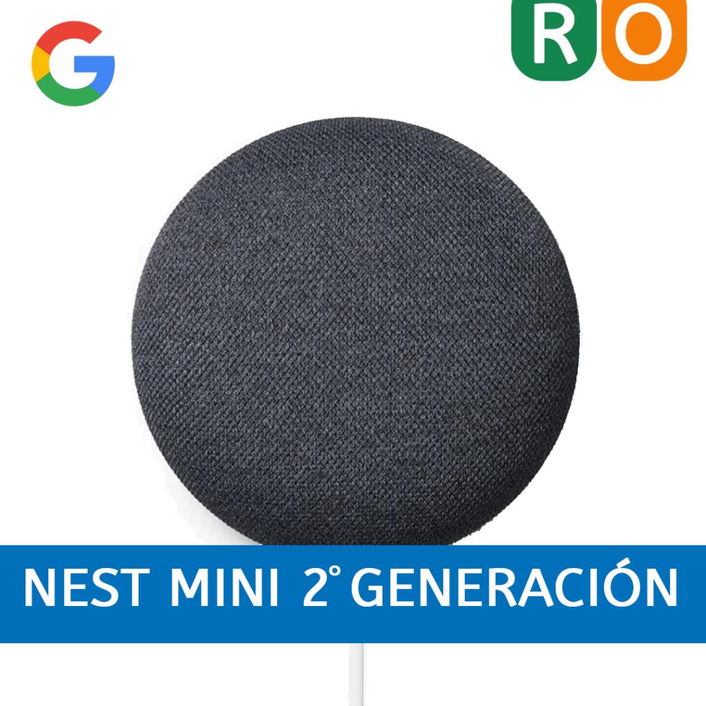 Nest mini 2º generación