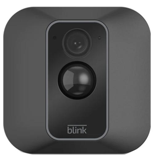 la imagen ilustra la cámara blink xt2