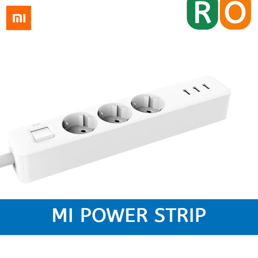 la imagen ilustrar el enlace al análisis de la regleta inteligente Mi Power Strip