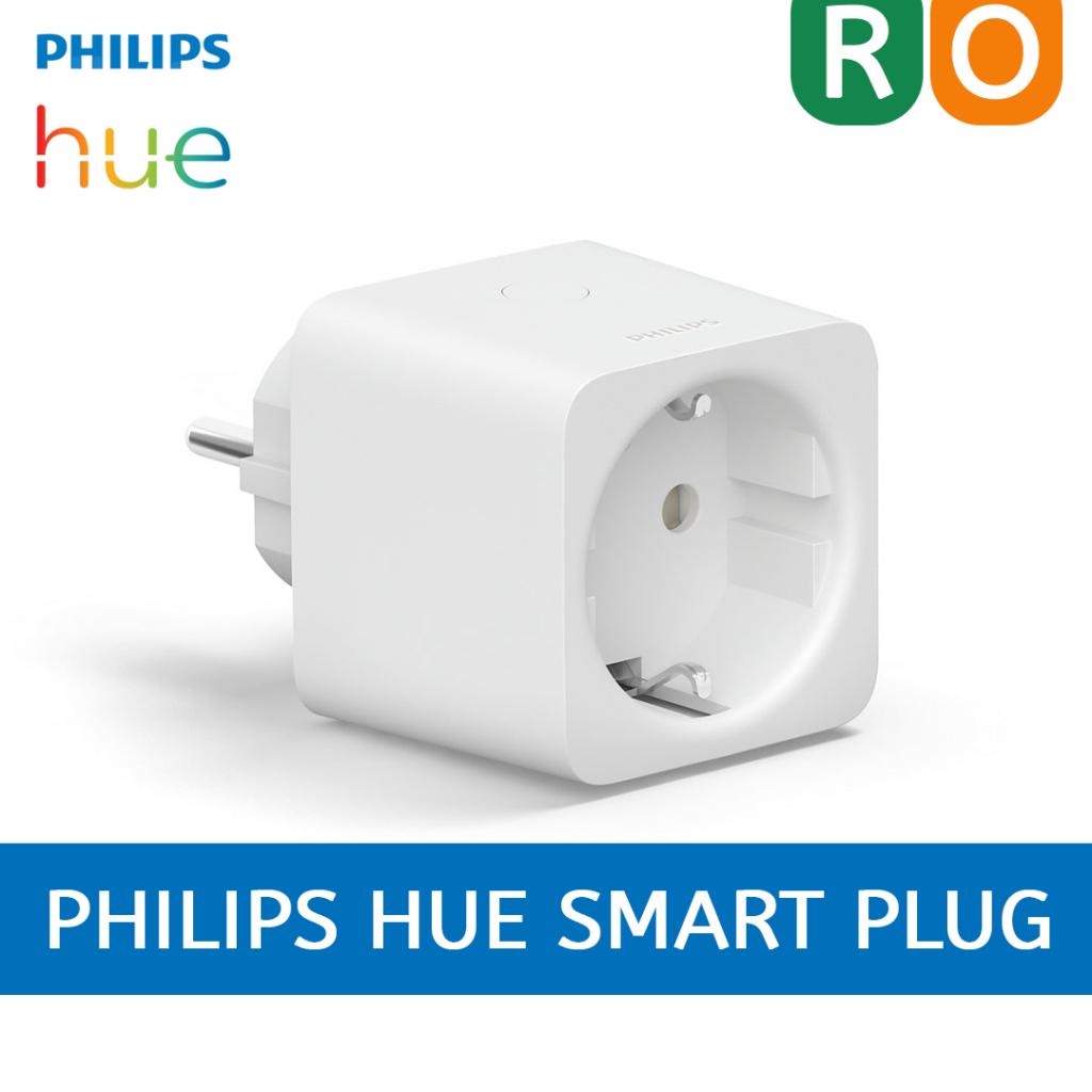 Enchufe inteligente Philips Hue Smart Plug